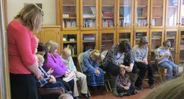 MultiGenerational Prayer Event